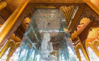 pagode de buda kyauktawgyi foto