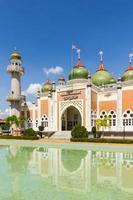 mesquita central de pattani, tailândia foto
