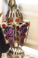 lanterna egípcia foto