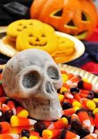 comida do dia das bruxas