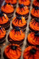 cupcakes do dia das bruxas