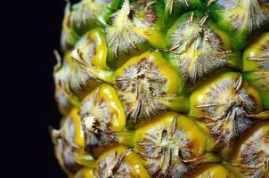 textura de abacaxi foto