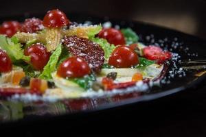salada italiana foto