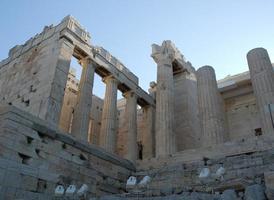 paisagens da Grécia antiga foto