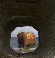 naufrágio no buraco