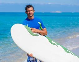 homem surf foto