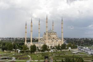 mesquita central adana sabanci foto