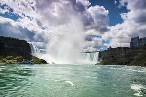 niagara falls canadá eua foto