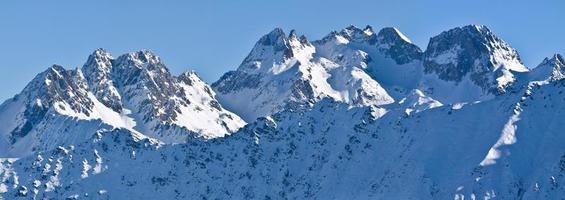 Alpes de inverno