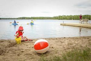 dia no lago