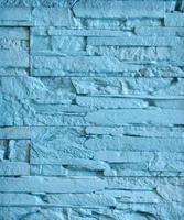 superfície da parede de pedra foto