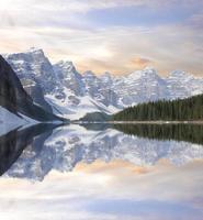Lago Moraine.