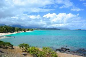 Praia de Kailua foto