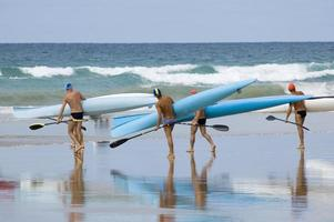 corrida de surf ii foto