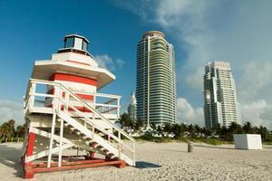 south beach, o local de férias perfeito foto
