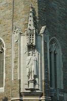 estátua de george washington foto