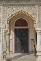 complexo do palácio da cidade em jaipur foto