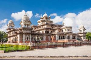 albert hall (museu central), jaipur foto