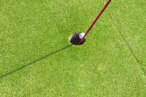 golfe louco foto