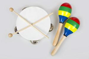 instrumentos para crianças foto