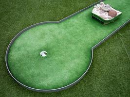 mini golfe foto