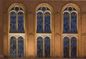 janelas góticas foto