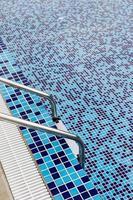 piscina vazia foto