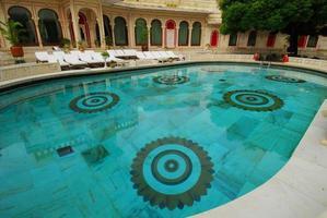 piscina do hotel foto