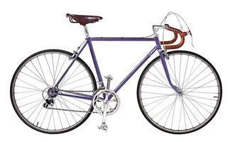 bicicleta, bicicleta vintage foto