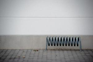 suporte de ciclo espiral foto