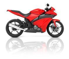 motocicleta moto andar cavaleiro conceito contemporâneo foto
