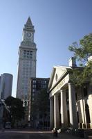 eua - massachusetts - boston, torre da casa personalizada