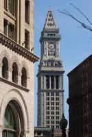 torre da alfândega, boston