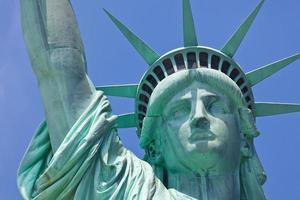 estátua da Liberdade foto