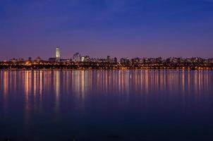 o reflexo de nova york foto
