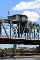 ponte de hawthorne, portland foto