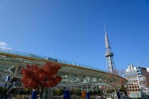 a cidade de nagoya foto