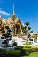 palácio real bangkok foto