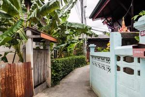 tailândia bangkok - rua foto