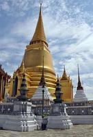 Grand Palace, Banguecoque, Tailândia. foto
