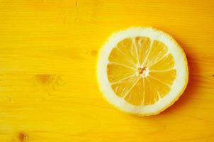 fatia de limão foto