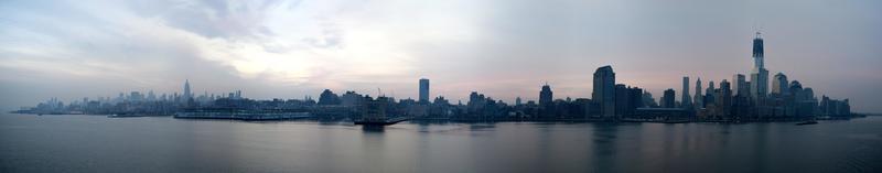 panorama de nova york foto