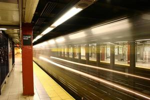 metrô da cidade de nova york