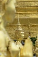 tailândia bangkok wat phra kaew foto