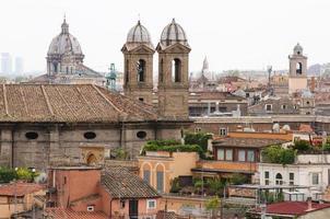 telhados de roma
