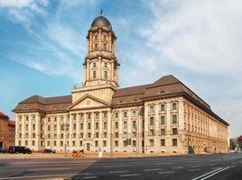 antigo edifício alted stadthaus em Berlim Alemanha foto