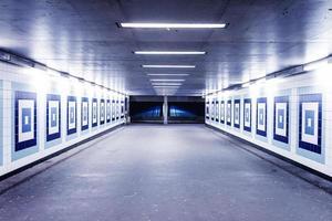 túnel mesmorizante foto