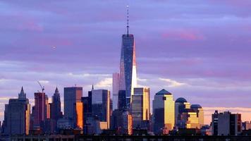 skyline da cidade de nova york