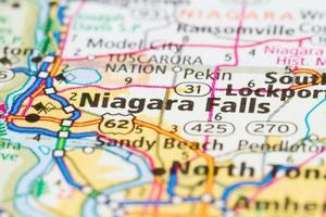 Cataratas do Niágara, Nova Iorque foto