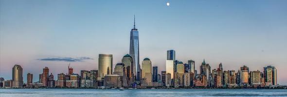 Horizonte de Nova Iorque foto